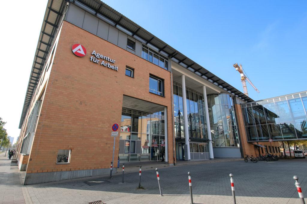 Job Center Karlsruhe