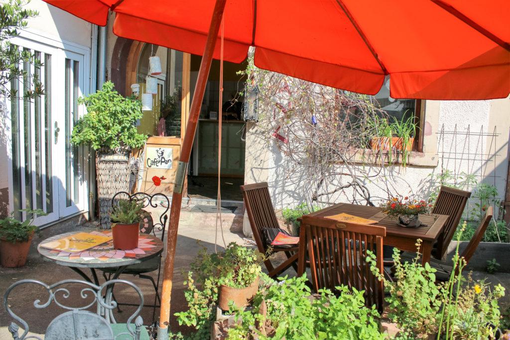 Cafe In Karlsruhe