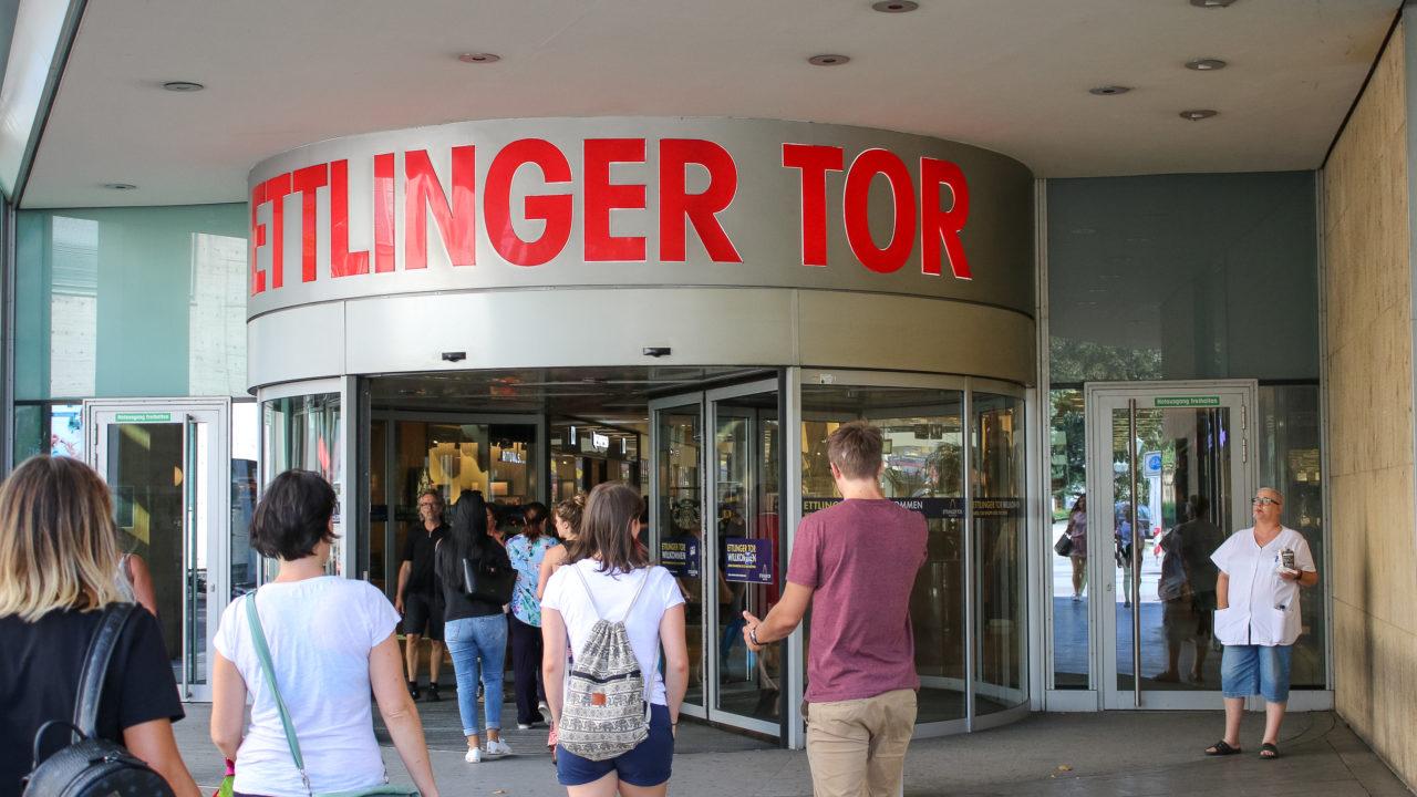 Ettlinger Tor Center Karlsruhe