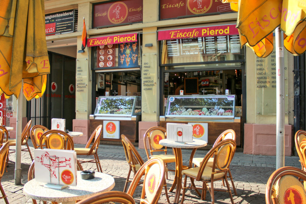 Eiscafe Karlsruhe