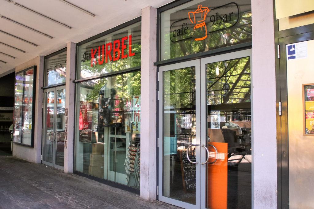 Kino Karlsruhe Kurbel