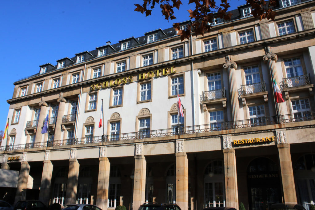 Schlosshotel Karlsruhe Brunch