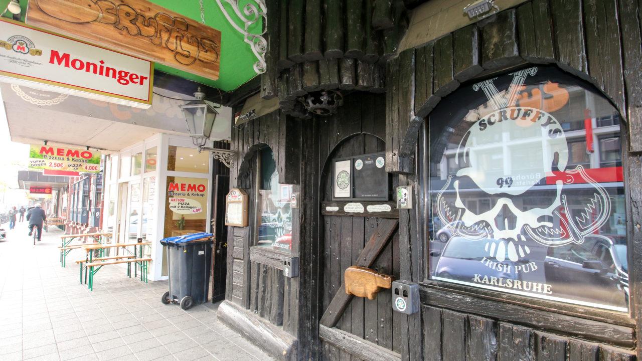 Kapellenstr irish pub karlsruhe Bray Head