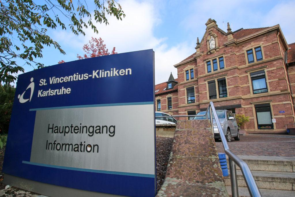 Vidia Kliniken Karlsruhe
