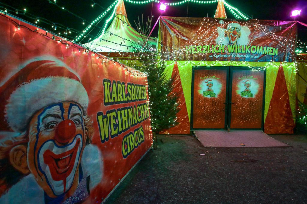 Karlsruhe Weihnachtszirkus