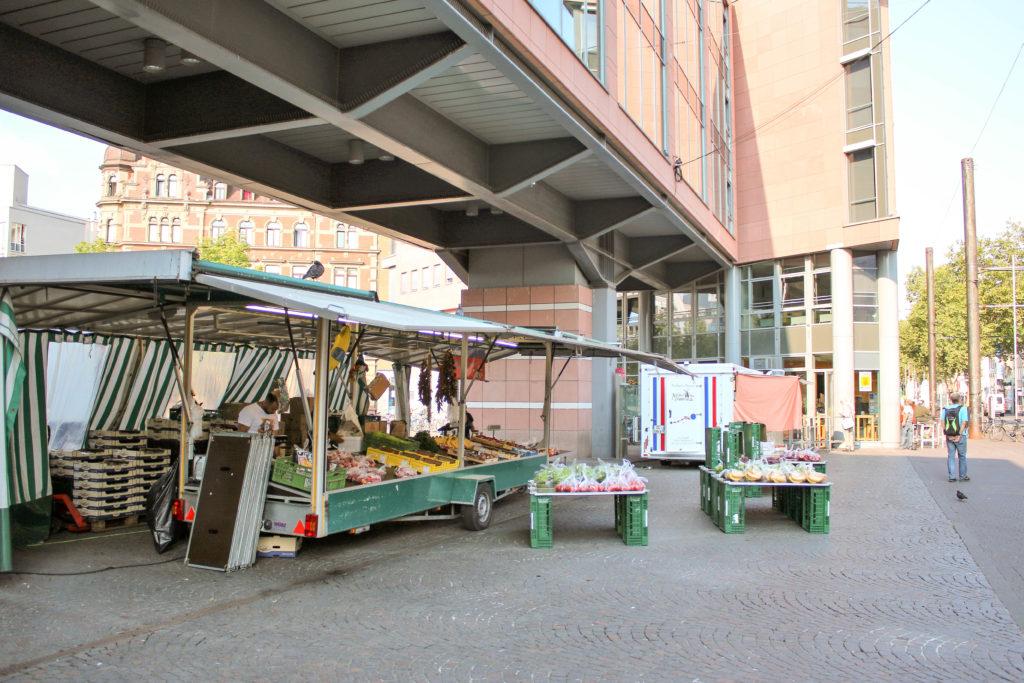 Einkaufen In Karlsruhe