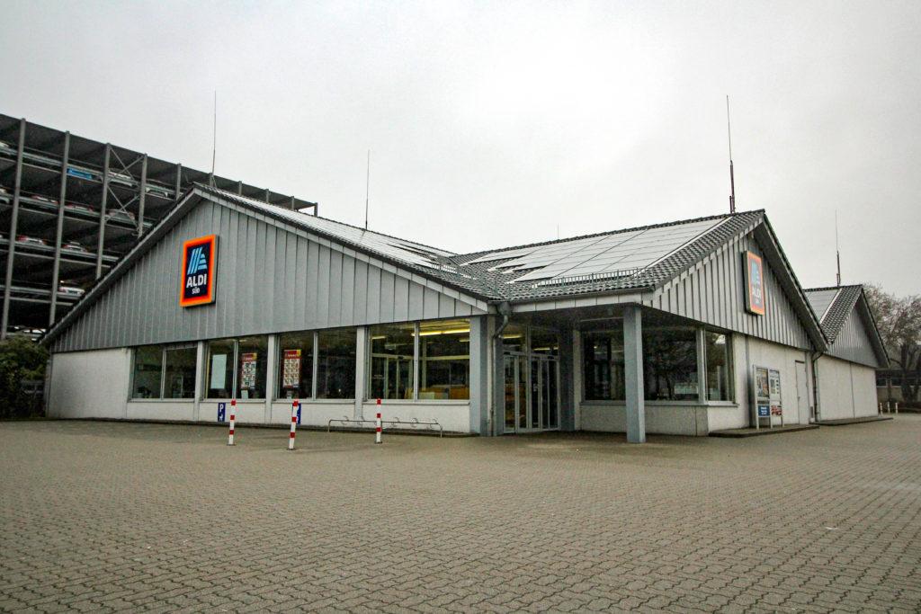 Karlsruhe Aldi