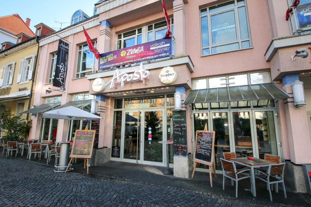Lokale In Karlsruhe