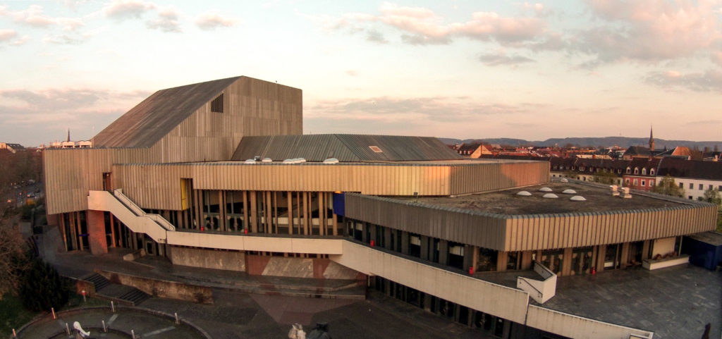 Karlsruher Staatstheater