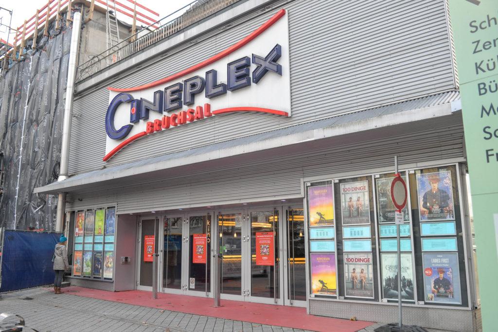 Cineplex Bruchsal Kinoprogramm