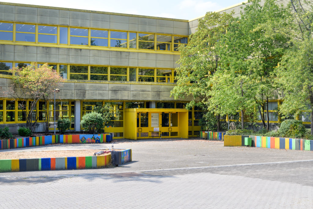 Corona Schule Karlsruhe