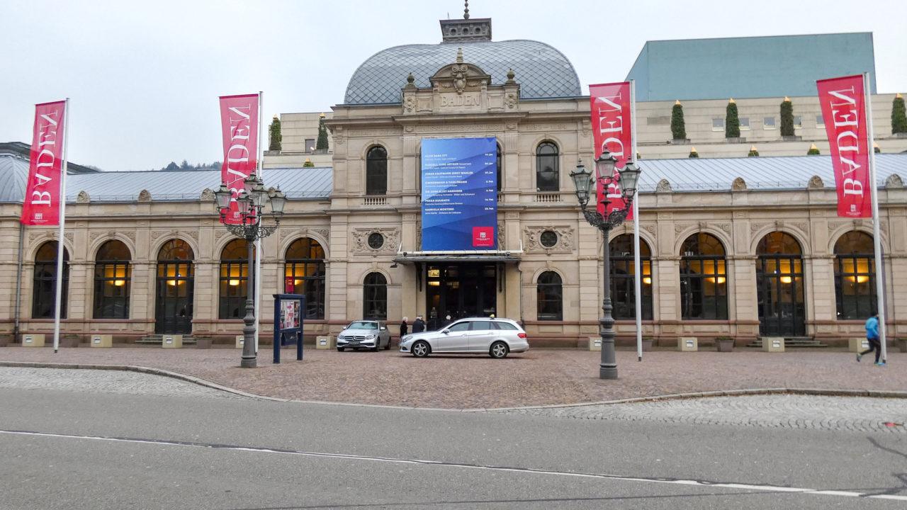 Baden Baden (De) Festspielhaus