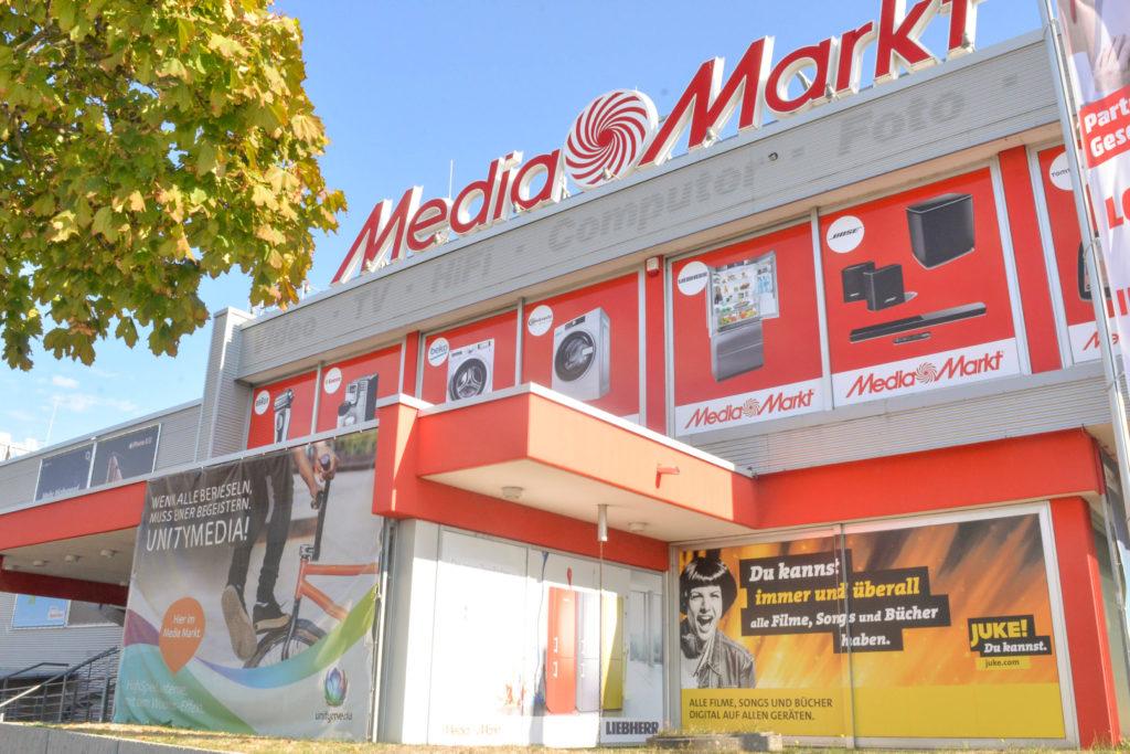 Mediamarkt Bulach