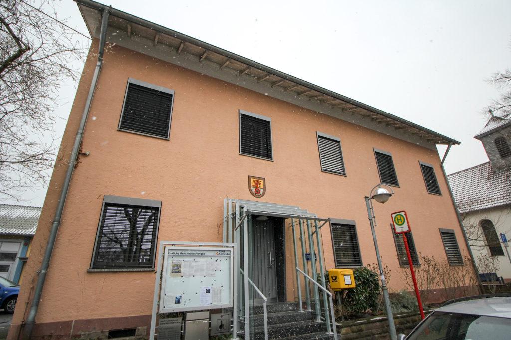 Rathaus Hohenwettersbach
