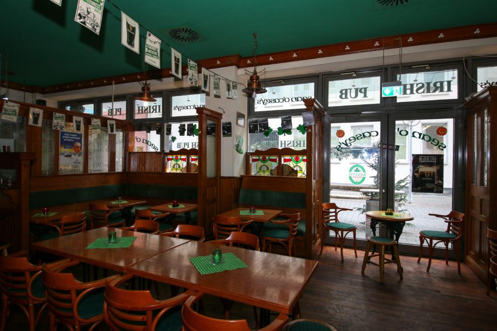 Irish Pubs in Karlsruhe - Kneipen mit Bier, Burger & Quiz
