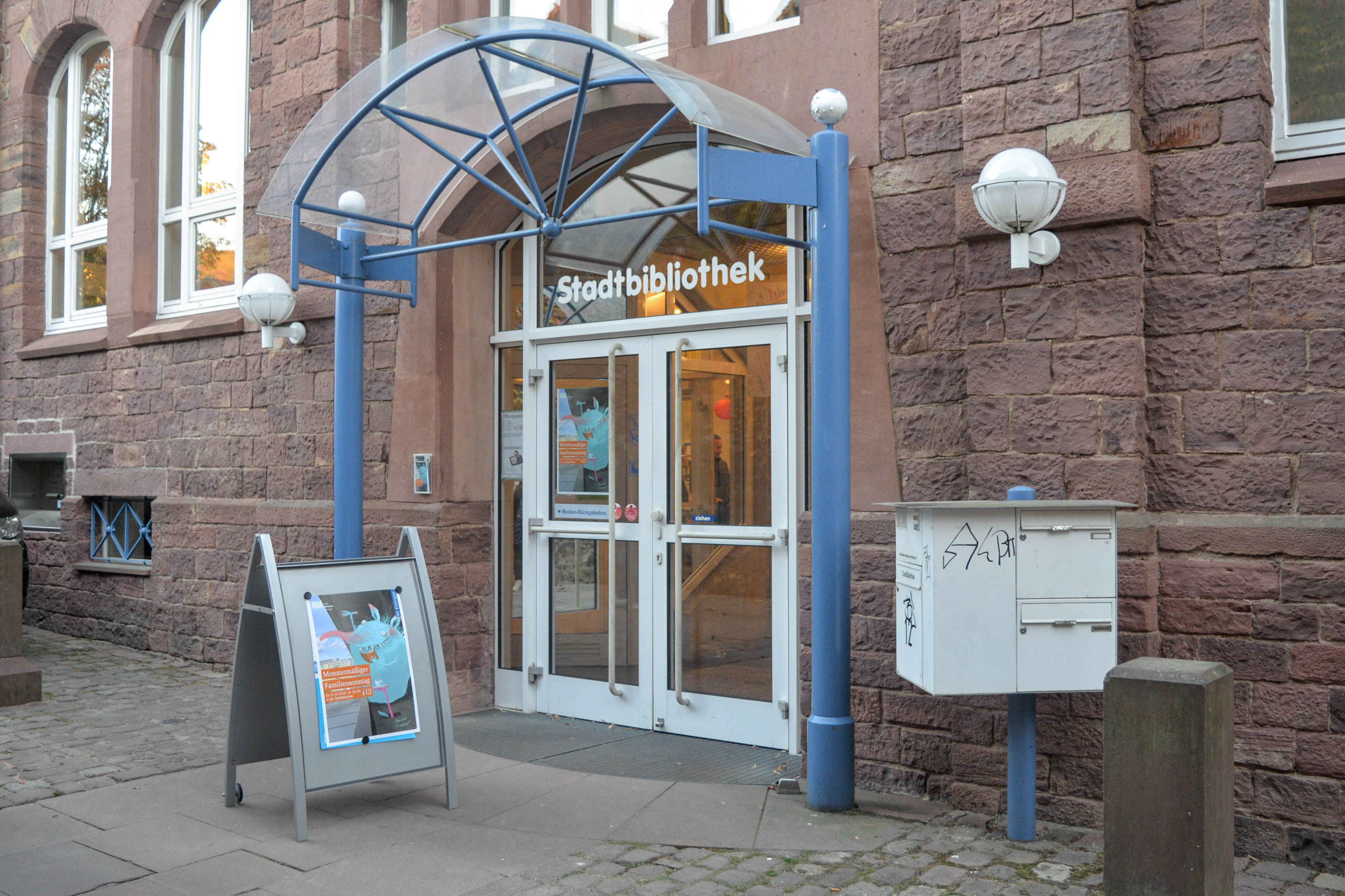 Einkaufen In Ettlingen