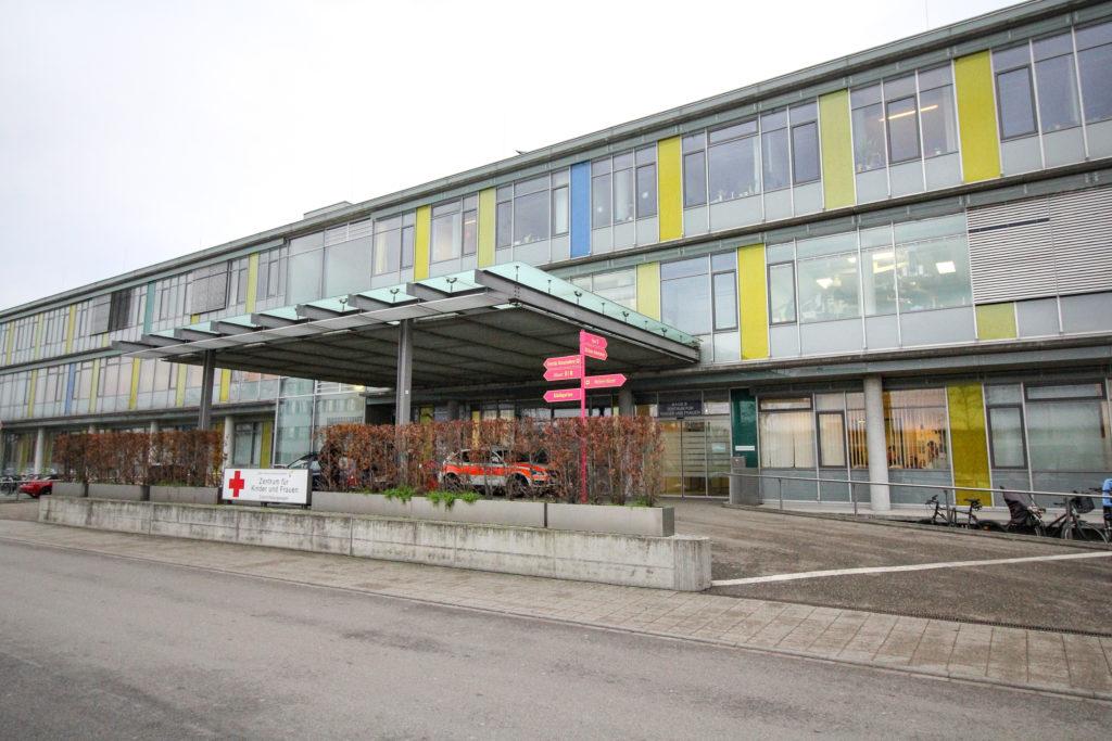 Städtisches Klinikum Karlsruhe Corona