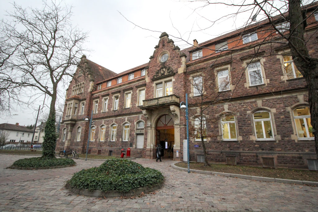 Städtisches Klinikum Karlsruhe Abteilungen