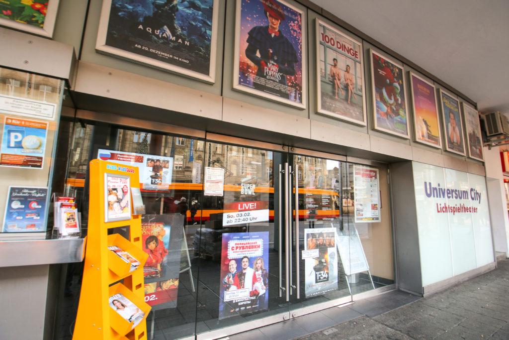 Universum Kino Karlsruhe Programm
