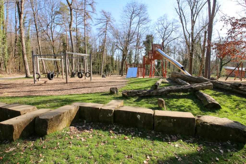 Spielplatz Turmberg