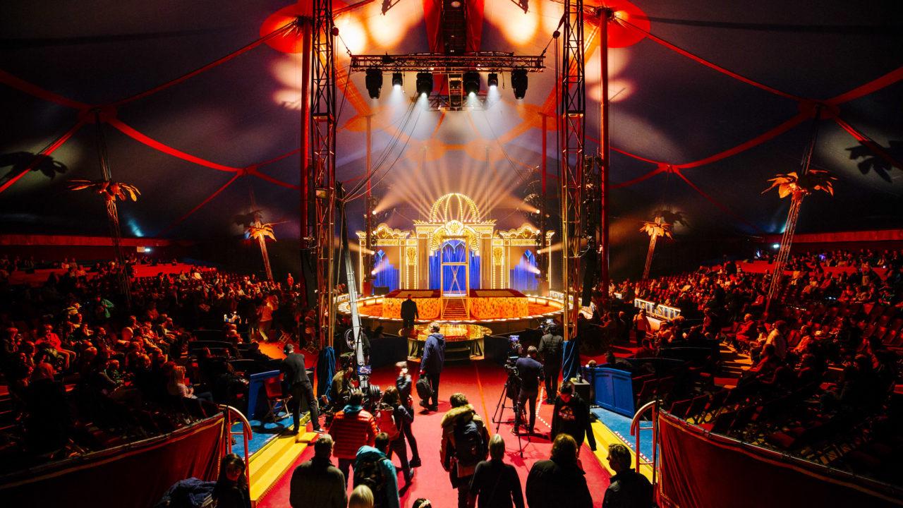 Zirkus Karlsruhe 2021