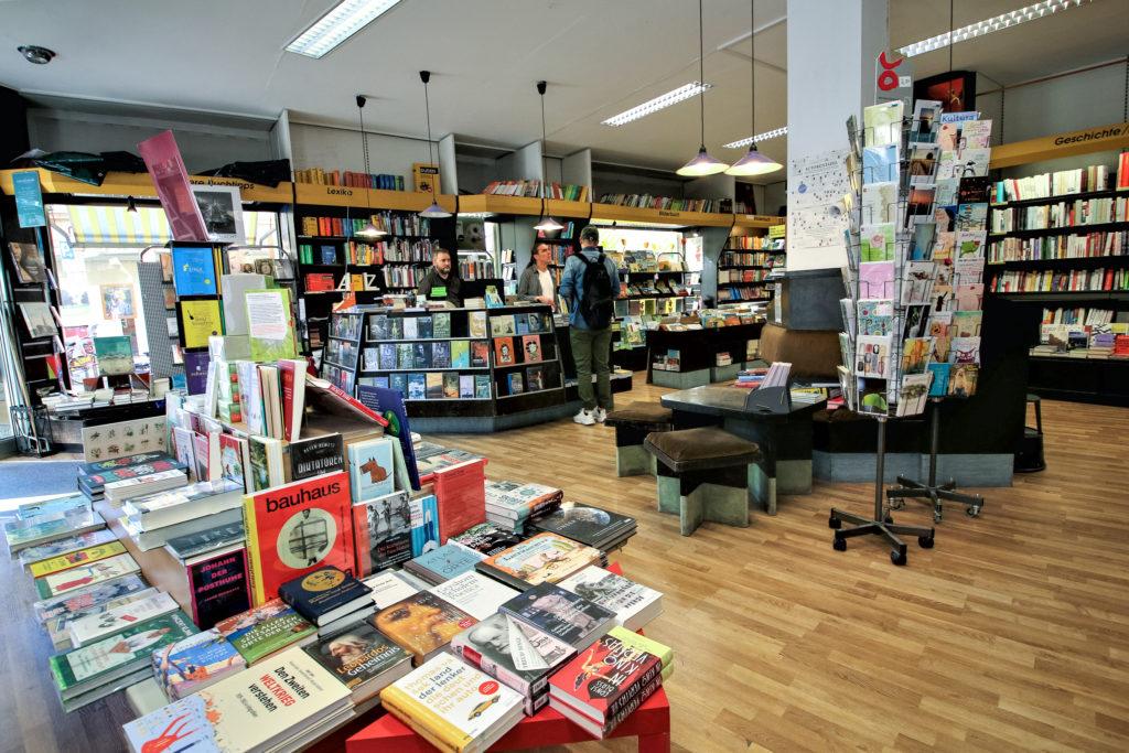 Buchladen Karlsruhe