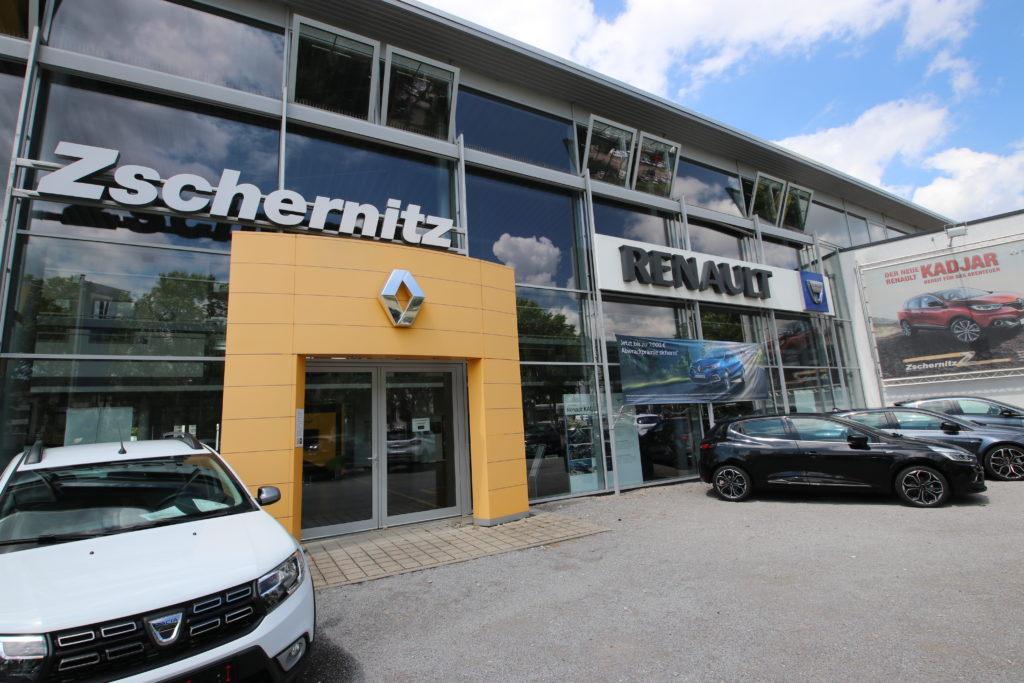 Autohaus Zschernitz