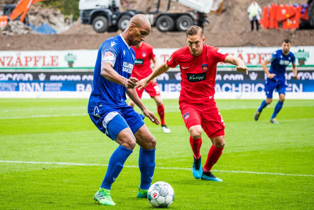 Heidenheim Gegen Ksc