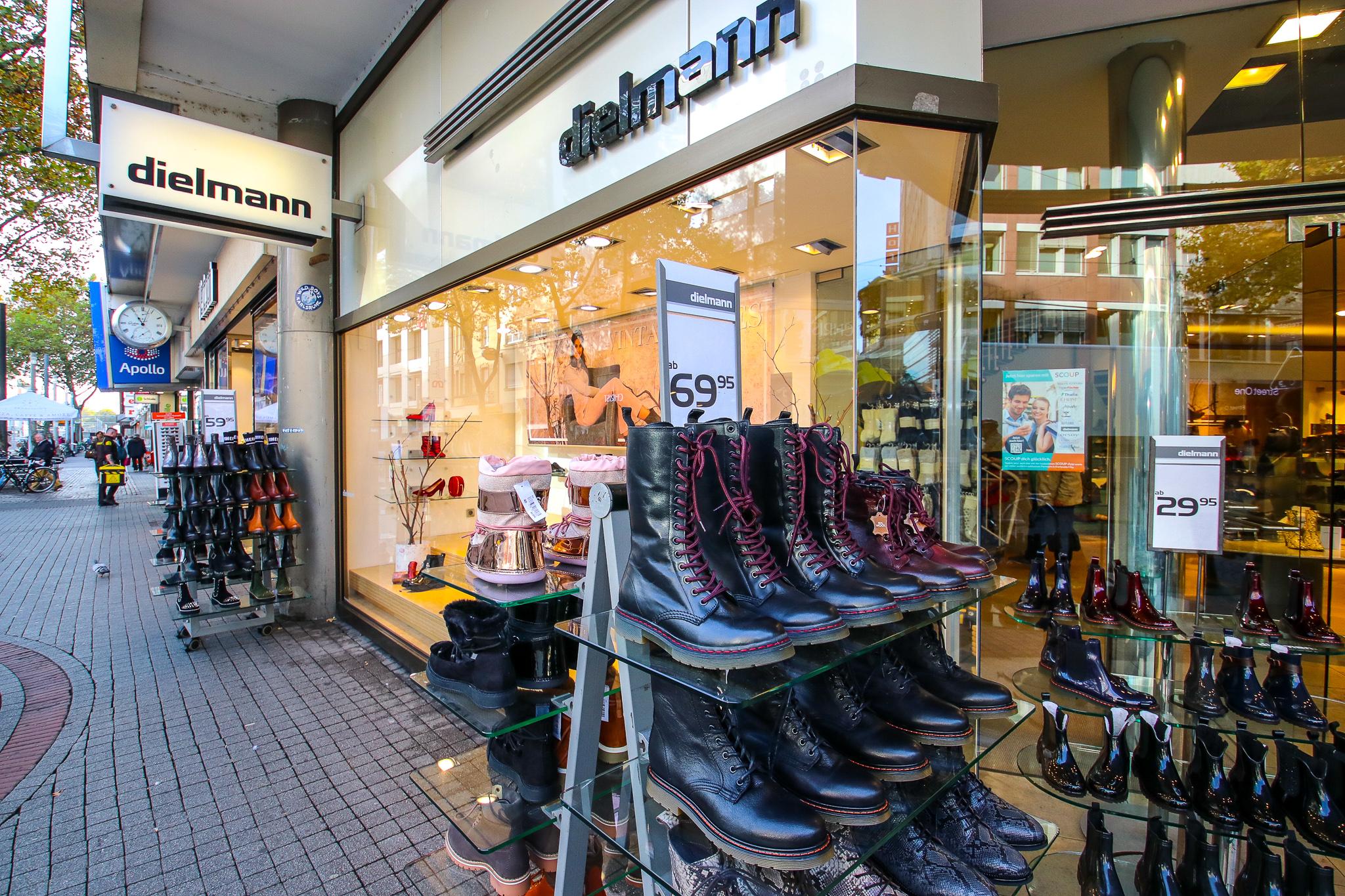 Schuhe in Karlsruhe – Schuhgeschäfte der Fächerstadt im