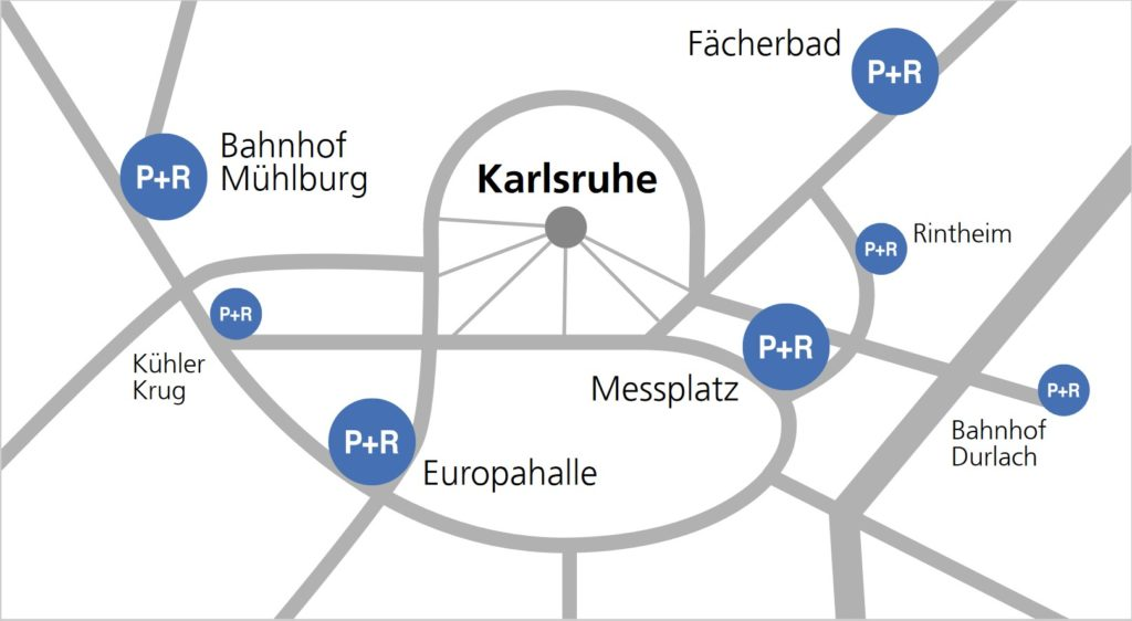 Karlsruhe Park And Ride