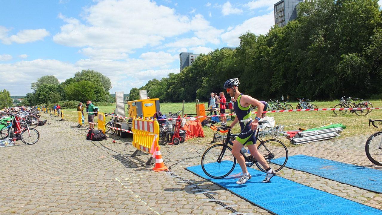 Triathlon Karlsruhe