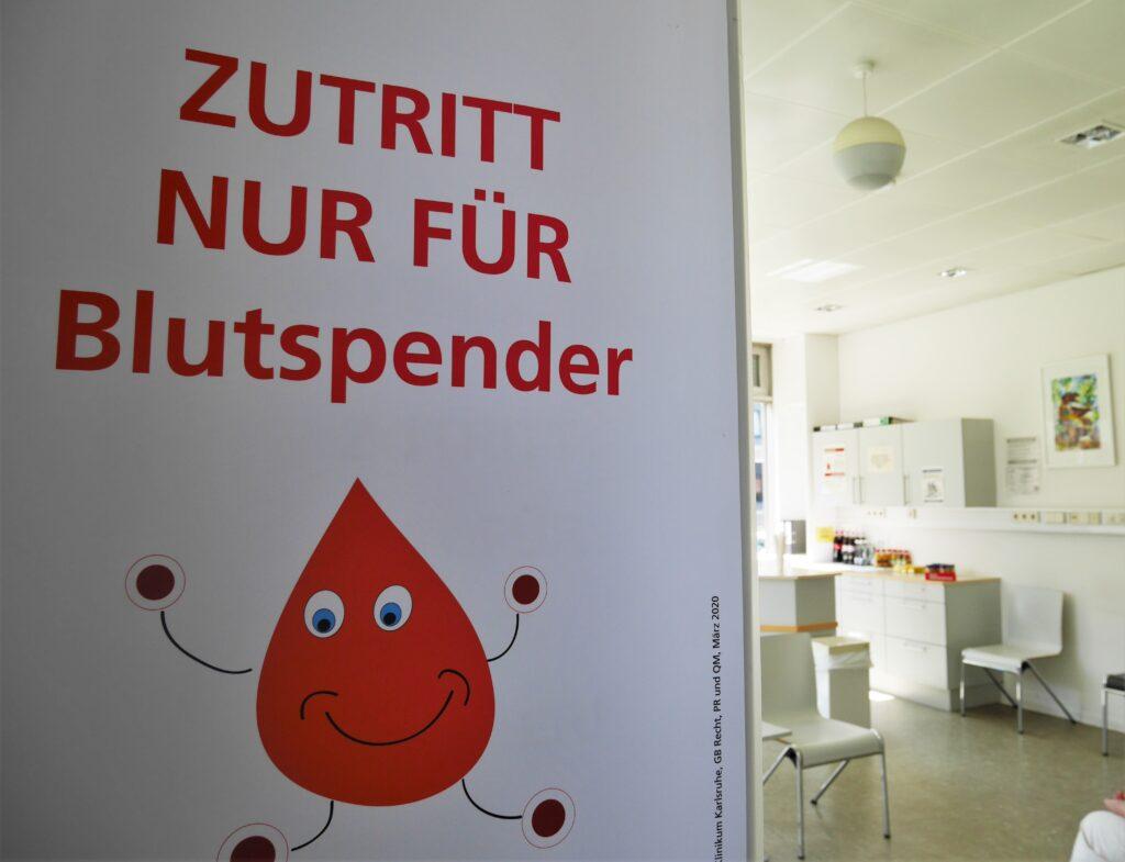 Karlsruhe Blutspenden