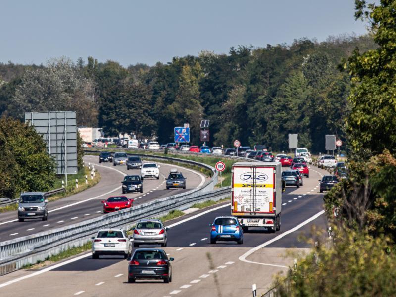 Corona Teststelle Autobahn