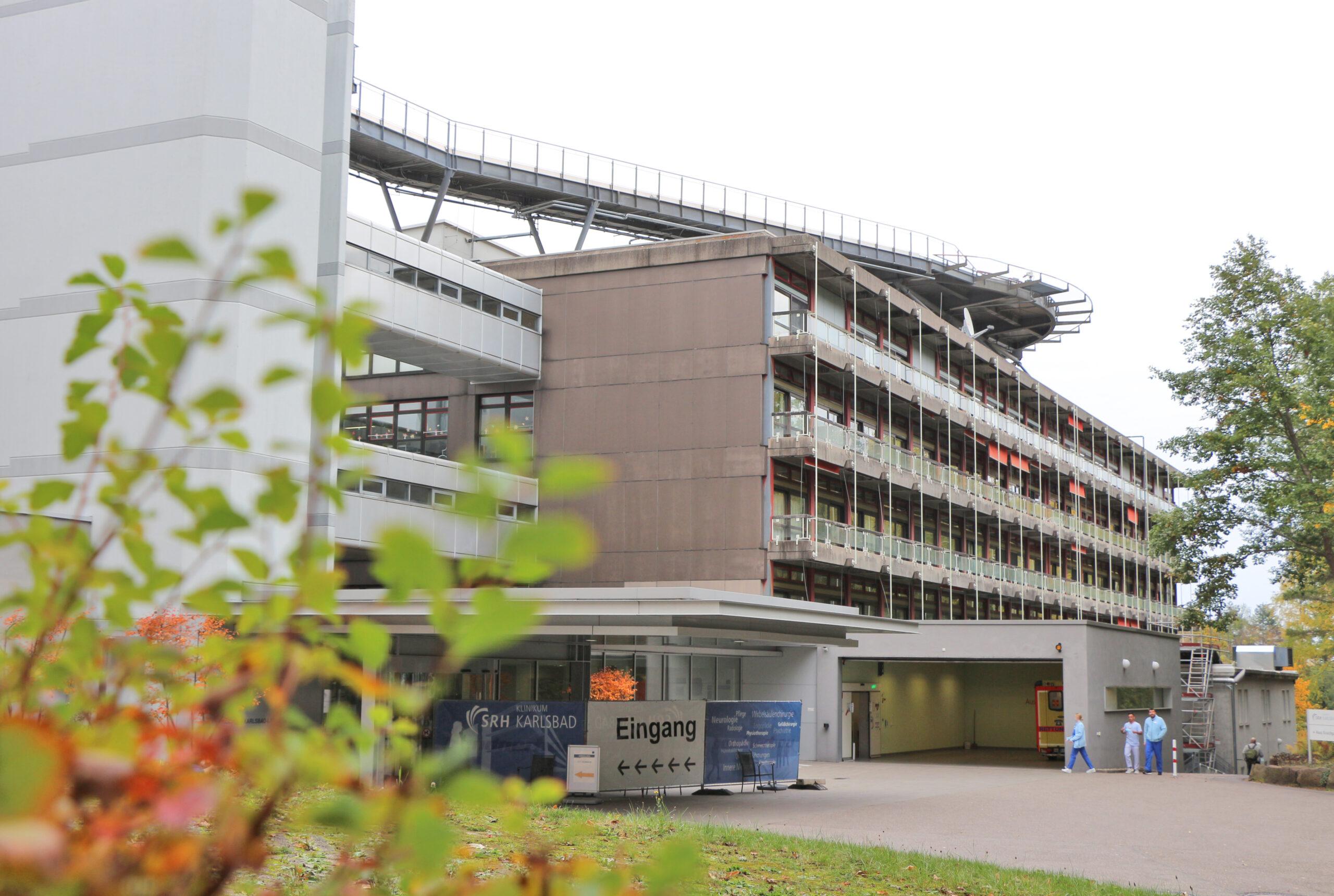 Srh Klinikum Langensteinbach